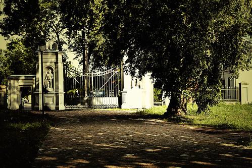 Plungės parkas - Vartai