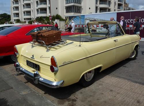 Ford Consul Convertible 1962 Worthing American Rod Amp Custom Show U K Piotr S Blog