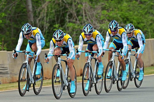 what's up with Team Astana ?