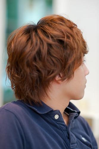 【男生髮型】燙個頭髮才好整理