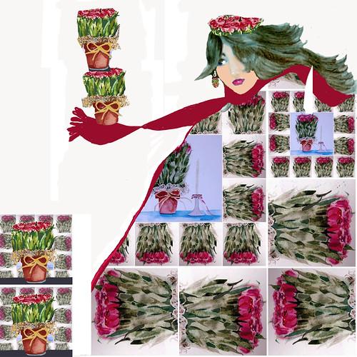 quilt-girl-of-roses