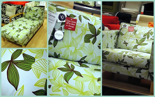 Mader Fabric, Karlstad Range, IKEA