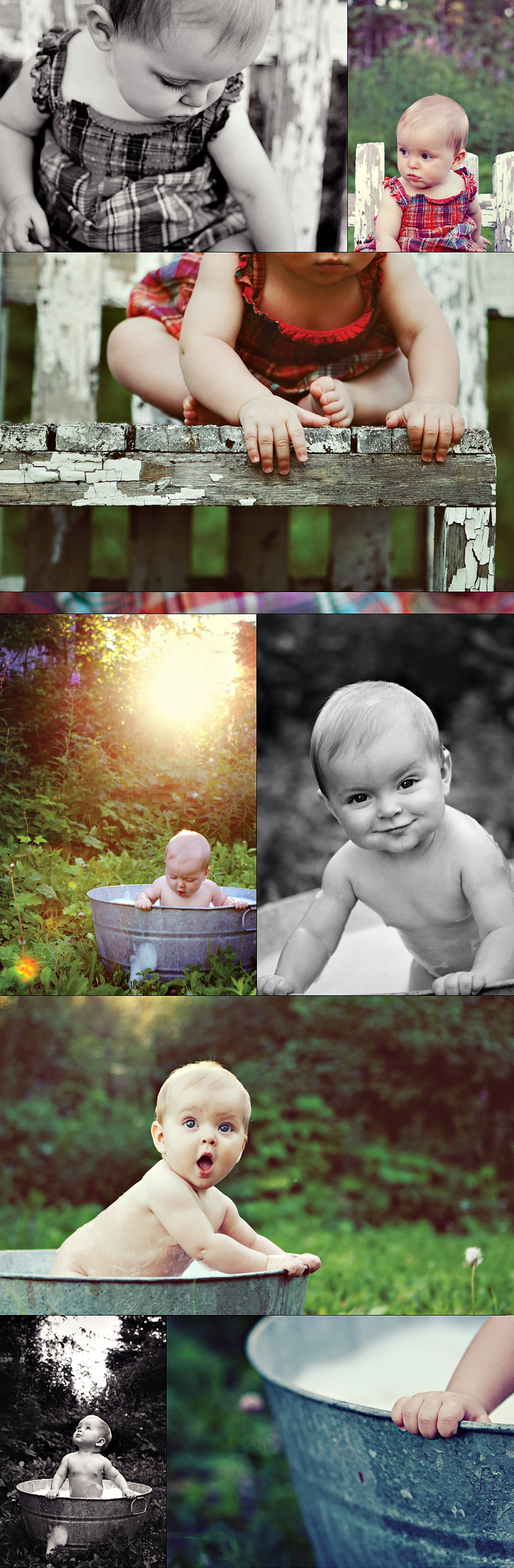 edmonton baby photographer