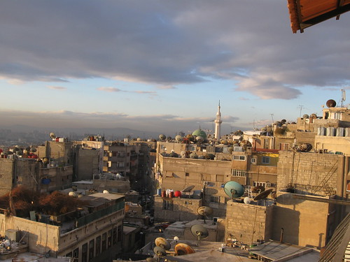 morning view of shoura mosque