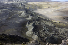 Lakagígar (Gaflarinn) Tags: summer lava iceland sumar hraun laki krater lakagígar lakagigar sprungur absolutelystunningscapes gaflarinn lakikrater volcàlaki вулканлакі лаківулкан ラキ火山 拉基火山