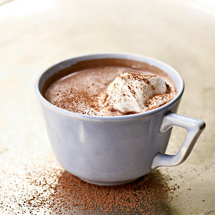 Recipes microwave hot chocolate