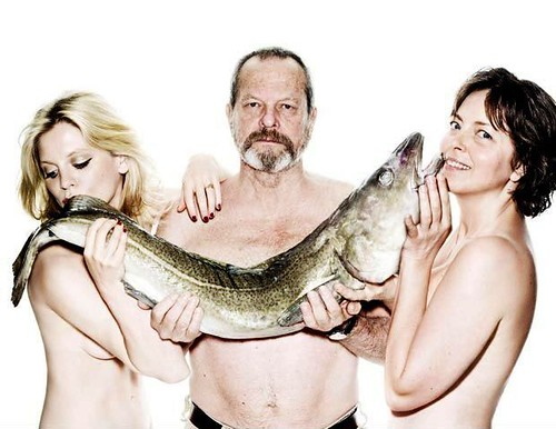 a-naked-emilia-fox-terry-gilliam-and-greta-scacchi-launch-a-campaign-to-save-the-world-s-fish