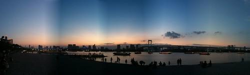 odaiba panorama