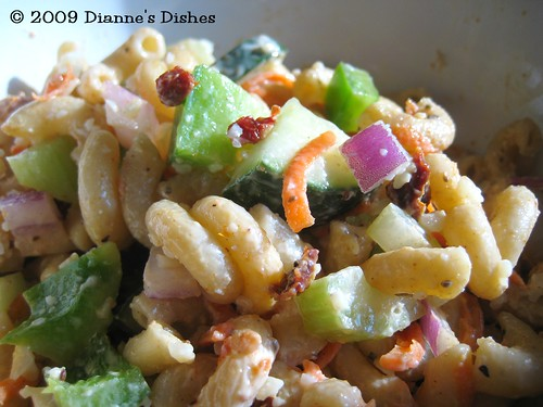 Old Bay Macaroni Salad