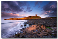 BYE FOR NOW (Steve Boote..) Tags: sunset sea england seascape coast dusk north east northumberland northumbria coastline gitzo craster embletonbay dunstanburghcastle sigma1020 lilburntower leefilters samsunggx20 artinoneshot steveboote