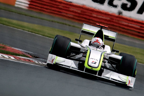 F1 – Button, Silverstone 2009