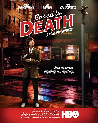 Bored to Death - Season One movie