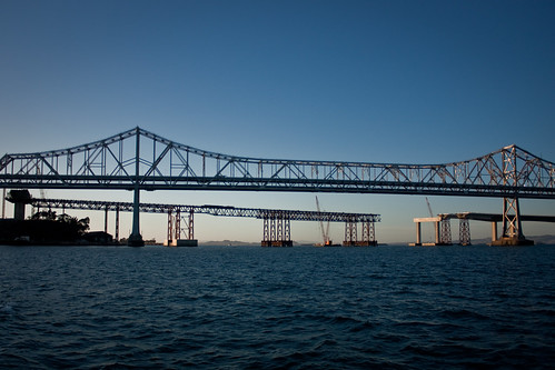 Bay bridge bypass: E2 and W2