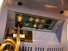 Divers 2000 Dreamcast input/output