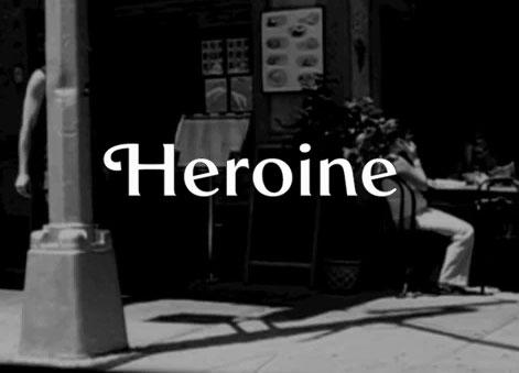 Heroine by Göran Södernström