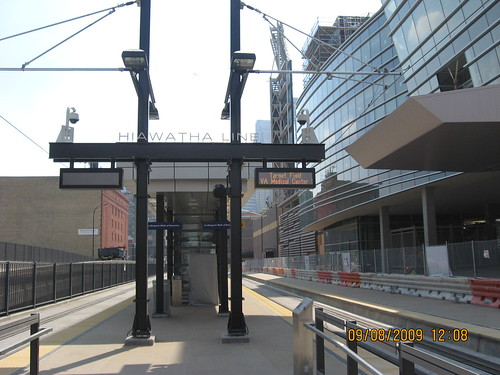 Downtwon Minneapolis Station