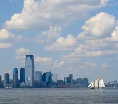 New Jersey (Julia Manzerova) Tags: nyc newyorkcity summer newyork sailboat newjersey tallship governorsisland uppernewyorkharbor uppernewyorkbay upperbay