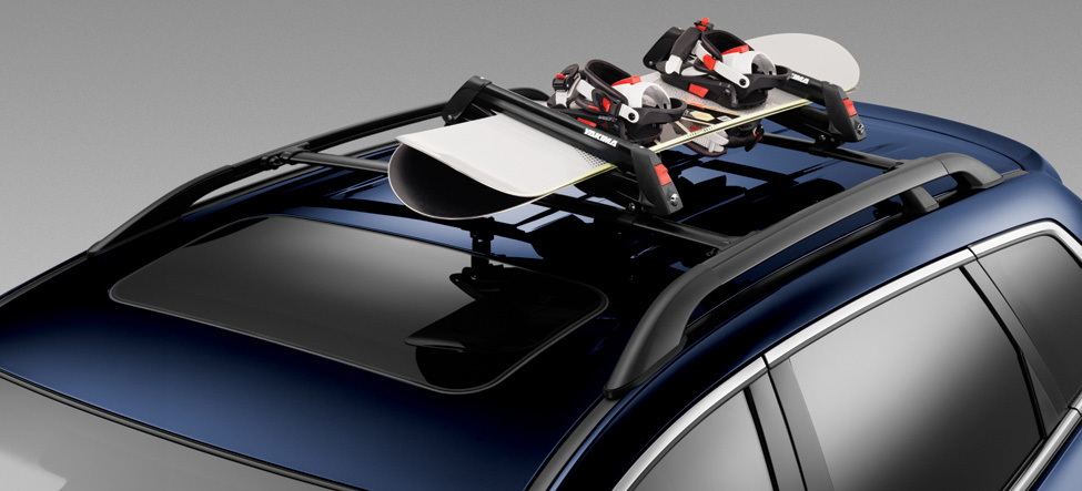 Roof rack Mazda CX-9