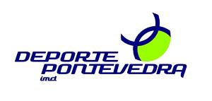 logotipo nuevo  imd deporte pontevedra pequeño
