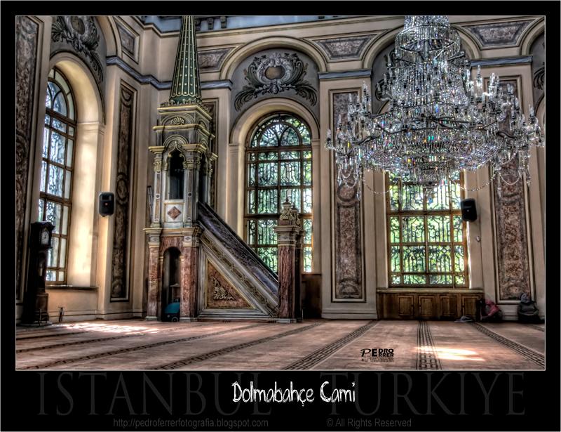 Dolmabahçe Cami - Istanbul