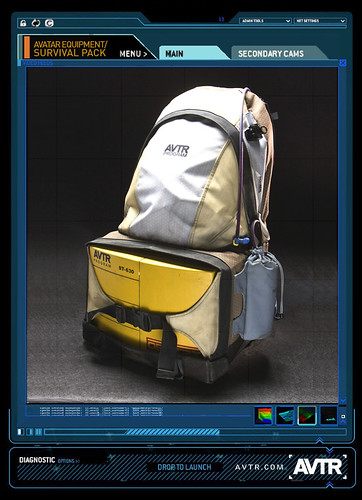 Avatar Equipment/Survival Pack