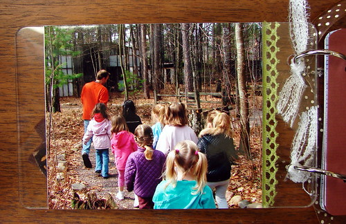 My Pre-K Field Trip Mini-Book