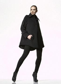 Isabella Oliver shirt coat