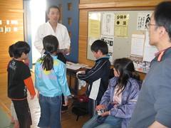 合気道体験教室(保谷10)