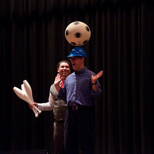 Juggling #3