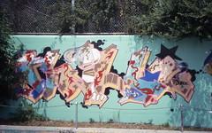 Daze, Graffiti New York assorted (STEAM156) Tags: nyc newyork brooklyn graffiti travels photos bronx harlem queens walls assorted steam156