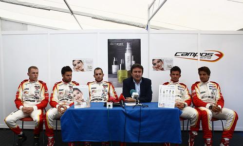 Presentación Proyecto Campos Racing 2011