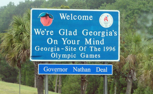 georgia welcome