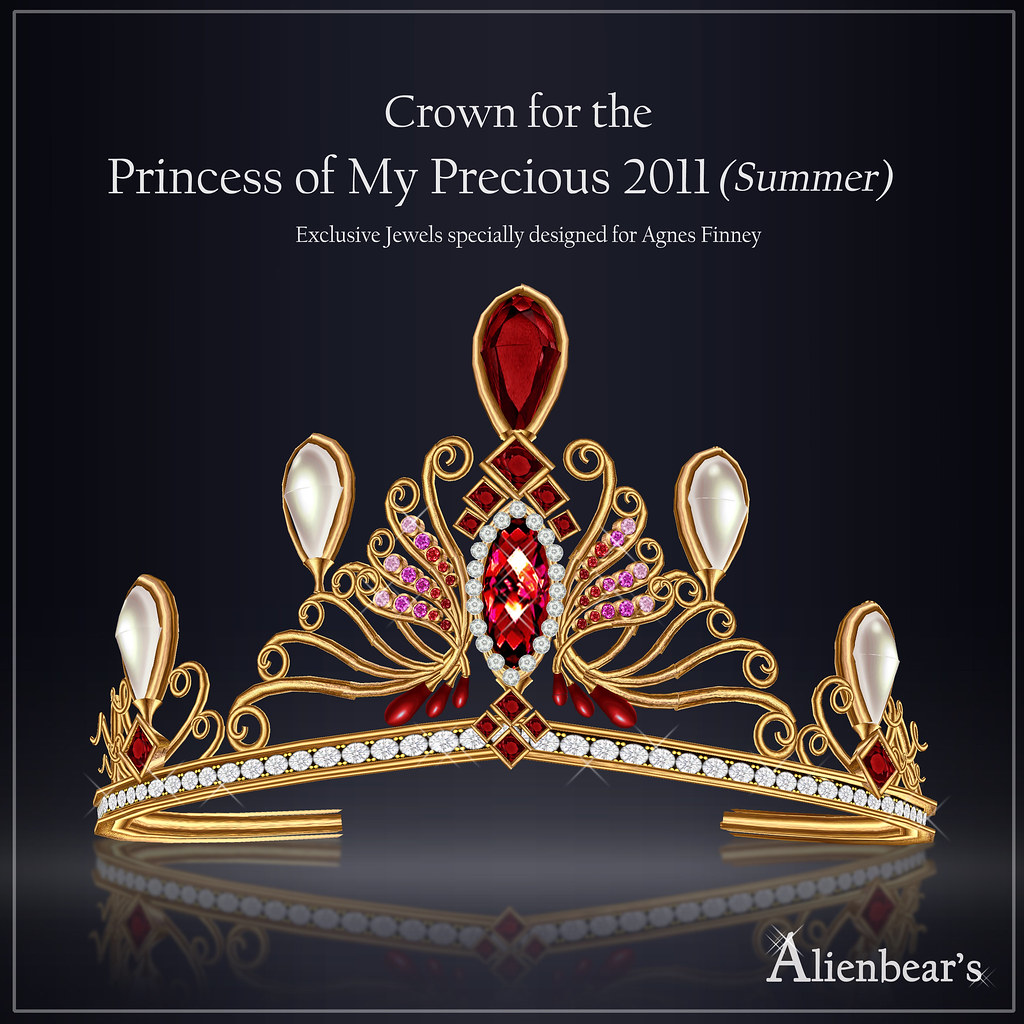 Crown for Princess of My Precious 2011 Summer