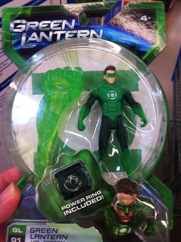 Green Lantern Toy