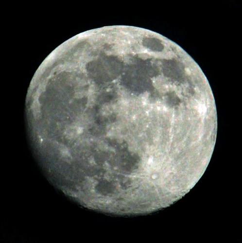 Moon over Bellebouche