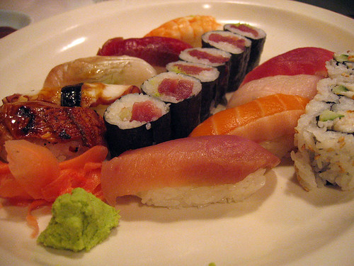 Chef's Choice Sushi Dinner