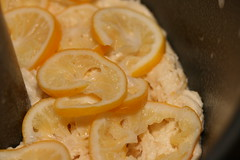 Martha Stewart Meyer Lemon Coffeecake