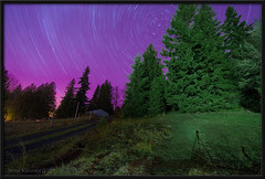 Deep Purple (jerrykinney) Tags: longexposure beautiful oregon stars pacificnorthwest startrails vernonia naturesfinest canon30d northwestoregon canonefs10223545usm topqualityimagesonly