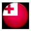 Flag of Tonga PNG Icon