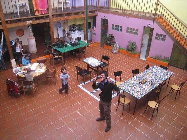Bogota hostel in La Candelaria