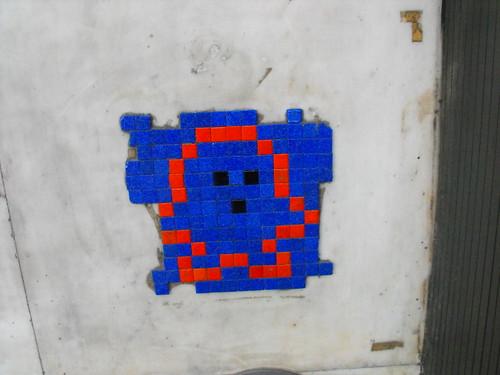 Arte urbano Geek