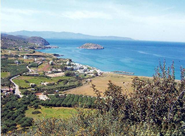 Κρήτη - Λασίθι - Δήμος Σητείας Το ψαροχώρι Μόχλος