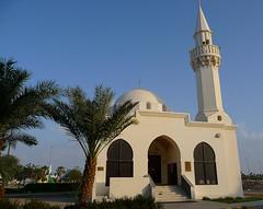 little mosque in Jeddah 30Jan09 (Pervez 183A) Tags: islam mosque jeddah saudiarabia