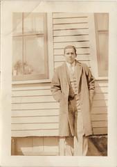 Mt Hermon Massachusetts 1934 (Mamluke) Tags: wall vintage 1930s cool massachusetts coat grandfather newengland suit genealogy siding relative bishop 1934 cru reference mamluke bishopfamily mounthermonmassachusetts