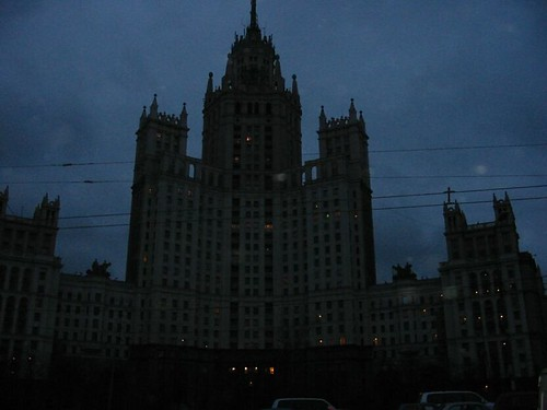 Stalin building