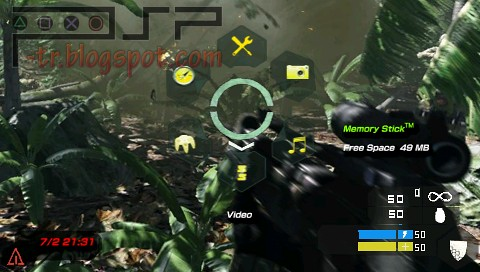 crysis warhead xp desktop theme1