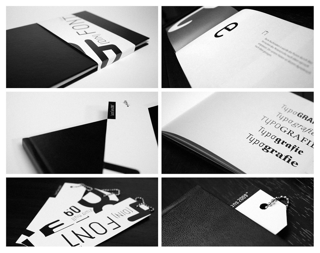 luco sans font - booklet