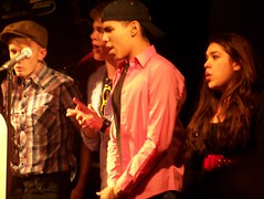 SA: Cabaret for a Cause 2/16/09
