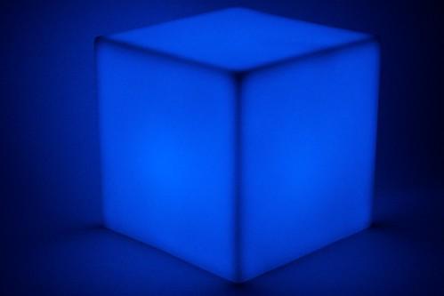 glow blue