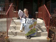 Tracey: Ann Arbor, Michigan (Ecology Center) Tags: nocoal